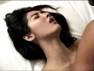 Appetizing exotic tattooed Thai Chick is fucked in mish pose
