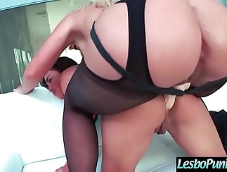Big butt thot getting punished