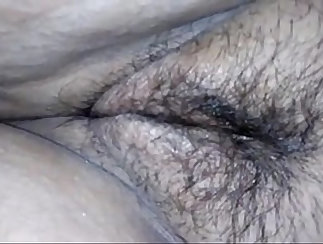 hot latina plays with her tight pussy
