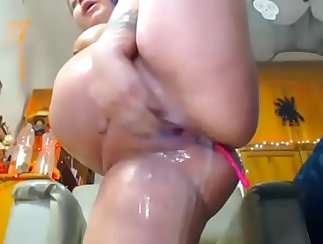 Anya Ivy Squirts ONstage While Pregnant