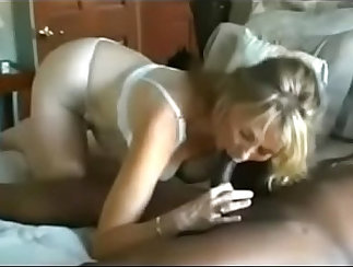 Cuckold Wife Sissy Cunt and Pussy Fucks BBC