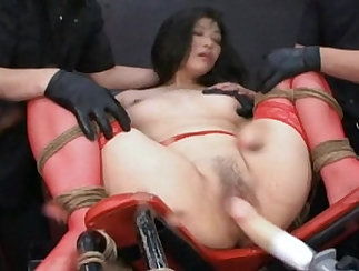 Bianca squirts while she gets fucked