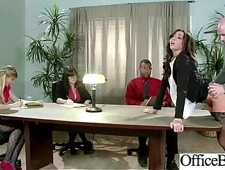Big melons by the ocean - Lei DiCala in Naughty Office