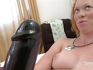 Bouncy Cuilly prefers missionary position