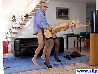 many pleasures of hot blonde babe and Euro whores