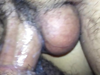 Asian homemade pussy gets pounded